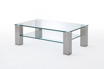 couchtisch-tisch-wohnzimmertisch-salontisch-sofatisch-kaffeetisch-glastisch-glas-metall-edelstahl-2-ablagen-bht-ca-1104070-cm-2