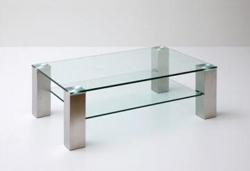 couchtisch-tisch-wohnzimmertisch-salontisch-sofatisch-kaffeetisch-glastisch-glas-metall-edelstahl-2-ablagen-bht-ca-1104070-cm-3