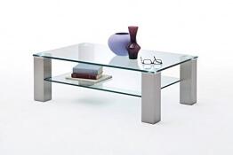 couchtisch-tisch-wohnzimmertisch-salontisch-sofatisch-kaffeetisch-glastisch-glas-metall-edelstahl-2-ablagen-bht-ca-1104070-cm-1