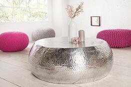 design-couchtisch-orient-90cm-aluminium-silber-hammerschlag-optik-unikat-tisch-handarbeit-2