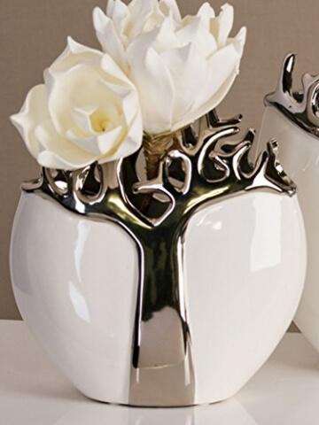 designer-vase-tree-aus-keramik-weisssilber-mit-silbernem-baumdesign-hoehe-21-cm-1