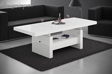 couchtisch h henverstellbar schwarz. Black Bedroom Furniture Sets. Home Design Ideas