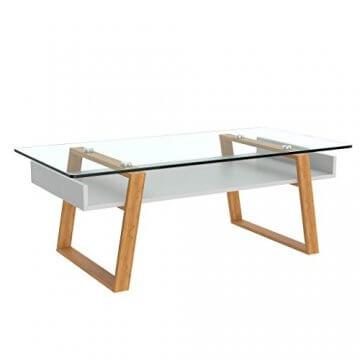 Seitenansicht Designer Tisch Donatella