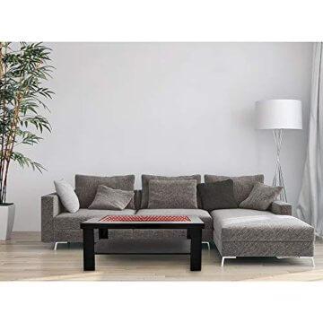 Home Deluxe - LED Tisch mit Tiefeneffekt- schwarz - 2