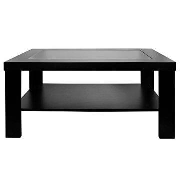 Home Deluxe - LED Tisch mit Tiefeneffekt- schwarz - 5