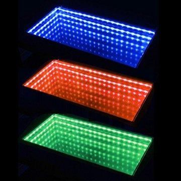 Home Deluxe - LED Tisch mit Tiefeneffekt- schwarz - 7