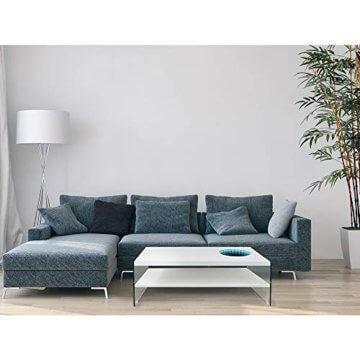 Home Deluxe - LED Tisch mit Tiefeneffekt - weiß - 2