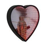 LOOM Infinity Herz LED Spiegel - Thumbs Up - 1002047 - 1