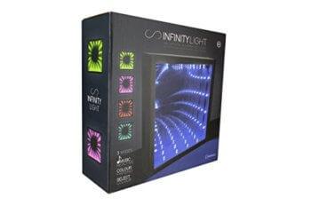 Paladone Infinity Light Die optische Täuschung LED Farbe ändern Licht - 3