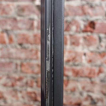 BestLoft.de Stehtisch Bartisch Tresen Bar IndustrieDesign Loft (EIN Stehtisch:120cmx66cm, Eiche Natur) - 5