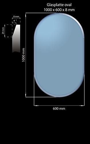 InterDecorShop Neuheit Couchtisch Hand White Wohnzimmertisch Tisch Glastisch Luxusmöbel - 4