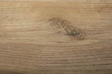 Amazon Marke -Movian Ems - Couchtisch mit Schubladen, 118x59x40cm, Kerneiche-Effekt - 5