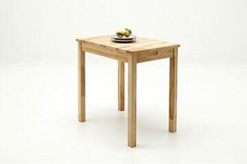 Robas Lund, Tisch, Esszimmertisch, Alfons, Kernbuche/Massivholz, 70 x 76 x 50 cm, ALF050KB - 2