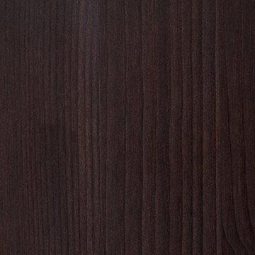 Loft24 Ilona Couchtisch Dunkelbraun Kolonialstil Wohnzimmertisch mit Schubladen Beistelltisch Kaffeetisch Sofatisch Kiefer massiv 110x60 cm - 7