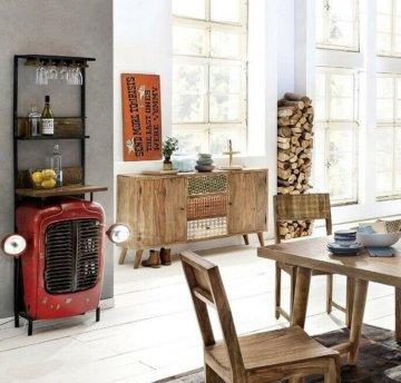 Couchtisch Beistelltisch Massivholz 110x70cm Sheesham massiv Holz NEU OVP!!!!