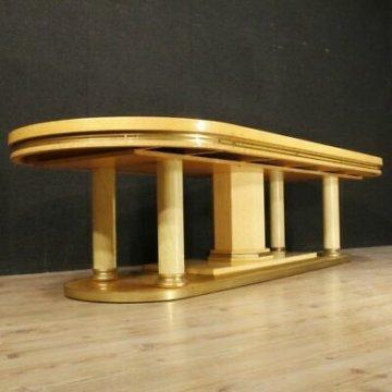 Esstisch Tisch design modern Schreibtisch Möbel aus Holz Wohnzimmer 900