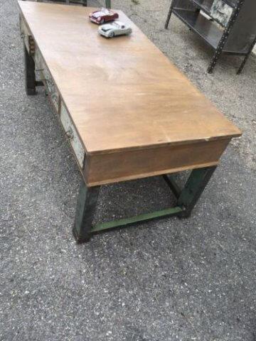 Industriedesign Loft Couchtisch Sideboard Industrie Wohnzimmertisch Lowbord